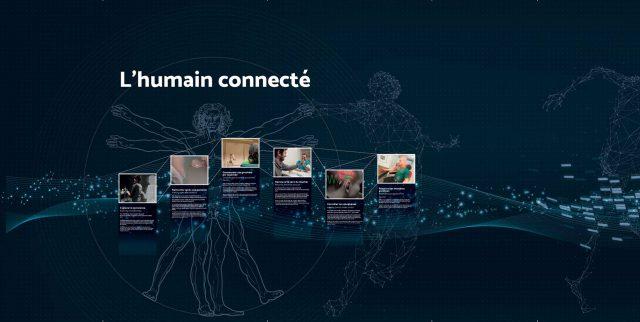 Der vernetzte Mensch, EPFL, Lausanne