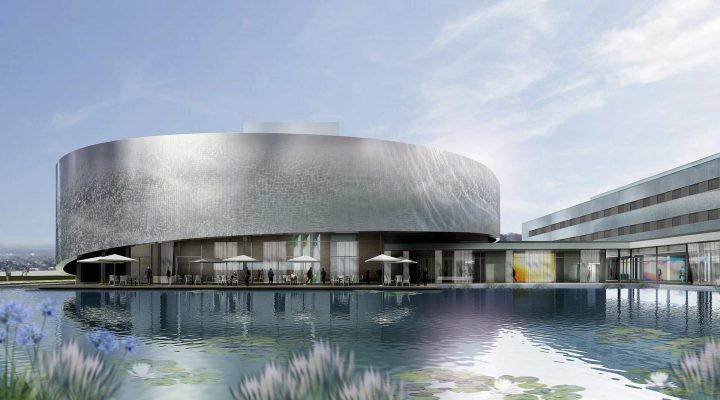 Le plus grand aquarium-vivarium d'eau douce d'Europe