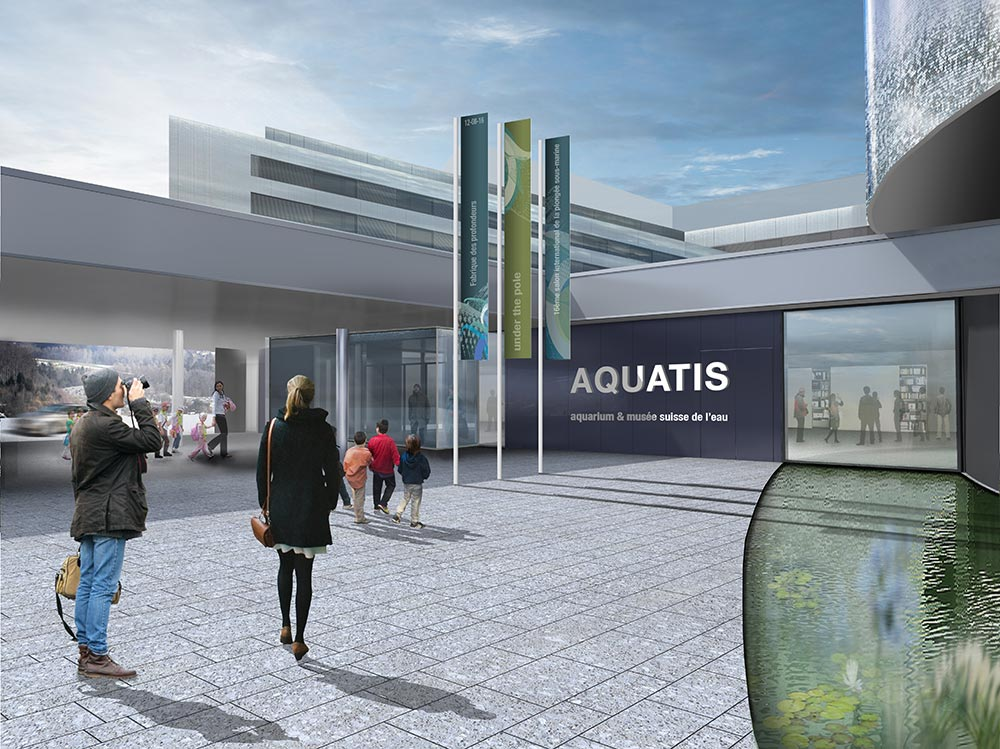 le plus grand aquarium vivarium d eau douce d europe thematis sa cultural engineering
