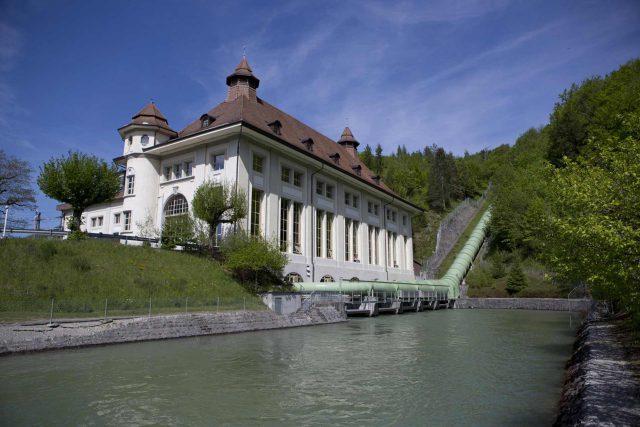 Electrobroc – Centre d'information sur l'énergie, Groupe E SA, Broc – Fribourg