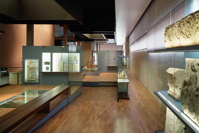 Laténium, parc et musée d'archéologie, Neuchâtel
