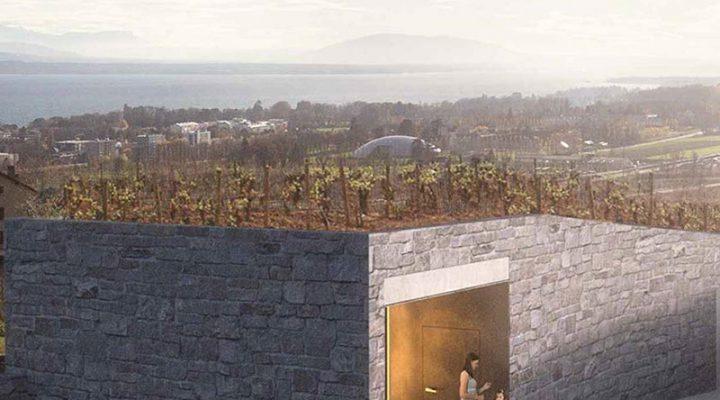 Maison des vins de La Côte, Mont-sur-Rolle