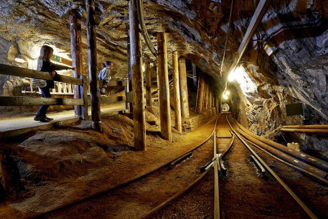 Les Mines de sel, Bex