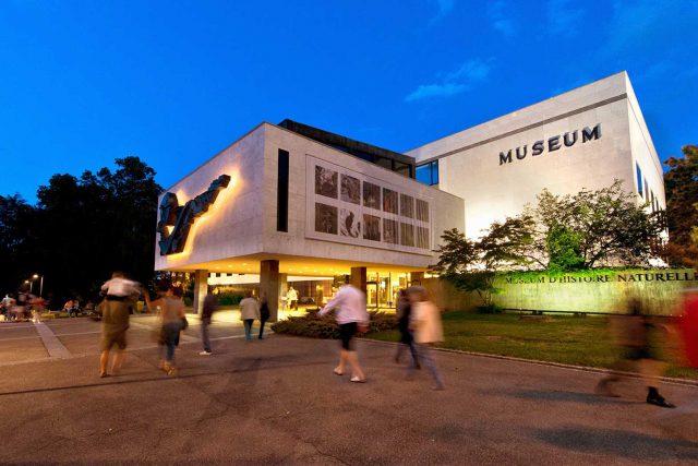 Muséum Genève