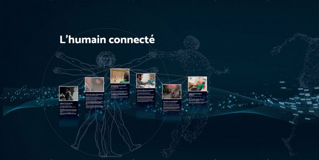 L'humain connecté, portes ouvertes de l'EPFL, Lausanne