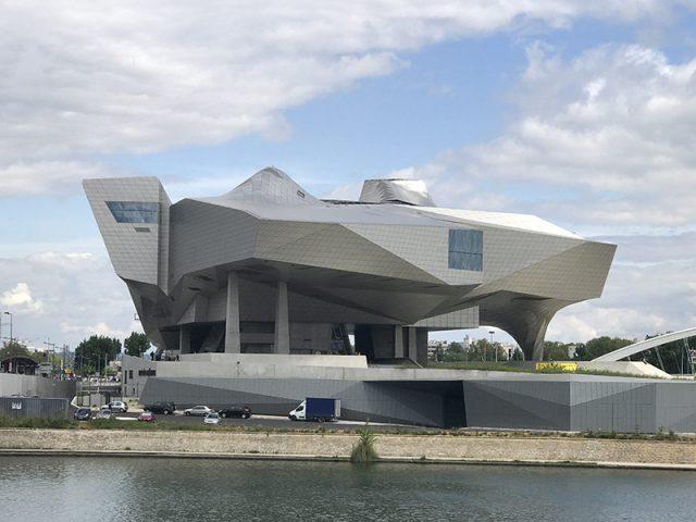 Thematis visite le musée des confluences à Lyon!