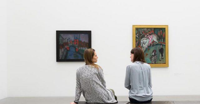 THEMATIS voyage à Munich: visite de la Pinakothek der Moderne